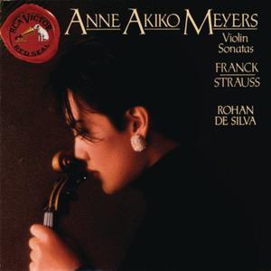 Anne Akiko Meyers的專輯Strauss / Franck: Sonatas For Violin & Piano