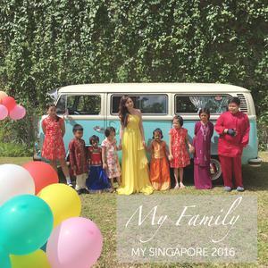 Lorraine Tan的專輯My Family