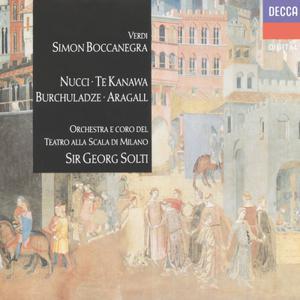 Leo Nucci的專輯Verdi: Simon Boccanegra