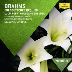Lucia Popp的專輯Brahms: Ein deutsches Requiem