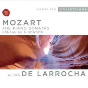 Alicia de Larrocha的專輯Mozart: Piano Sonatas