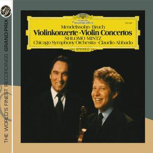 Claudio Abbado的專輯Mendelssohn / Bruch: Violin Concertos