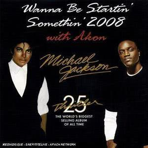 Michael Jackson的專輯Wanna Be Startin Somethin 2008