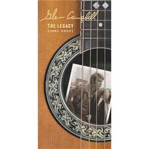 Glen Campbell的專輯The Legacy CD4