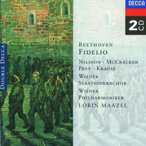 James McCracken的專輯Beethoven: Fidelio