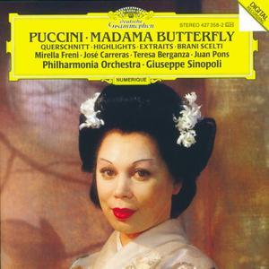 Juan Pons的專輯Puccini: Madama Butterfly - Highlights