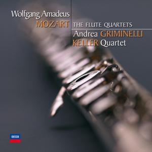 Andrea Griminelli的專輯Mozart: Flute Quartets