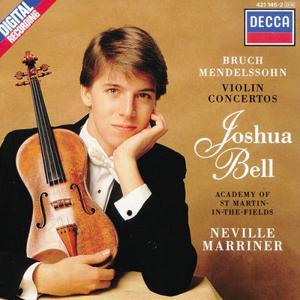 Neville Marriner的專輯Bruch: Violin Concerto No.1 / Mendelssohn: Violin Concerto