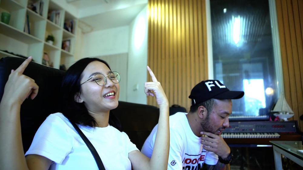 Karna Su Sayang - Misellia Ft. Ibel (Behind The Scene)