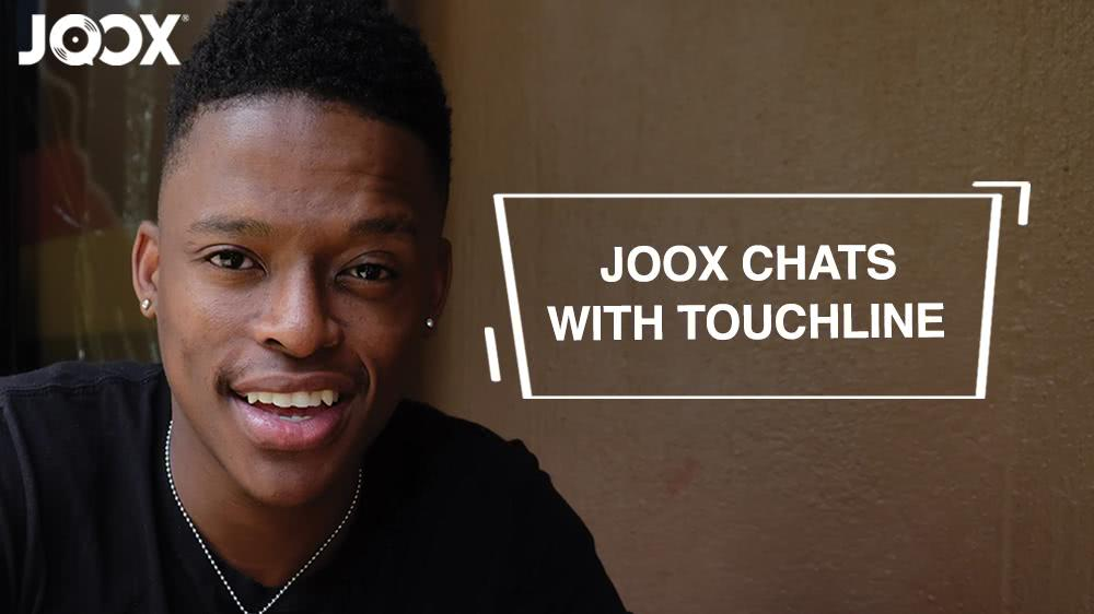 JOOX chats with rising star Touchline