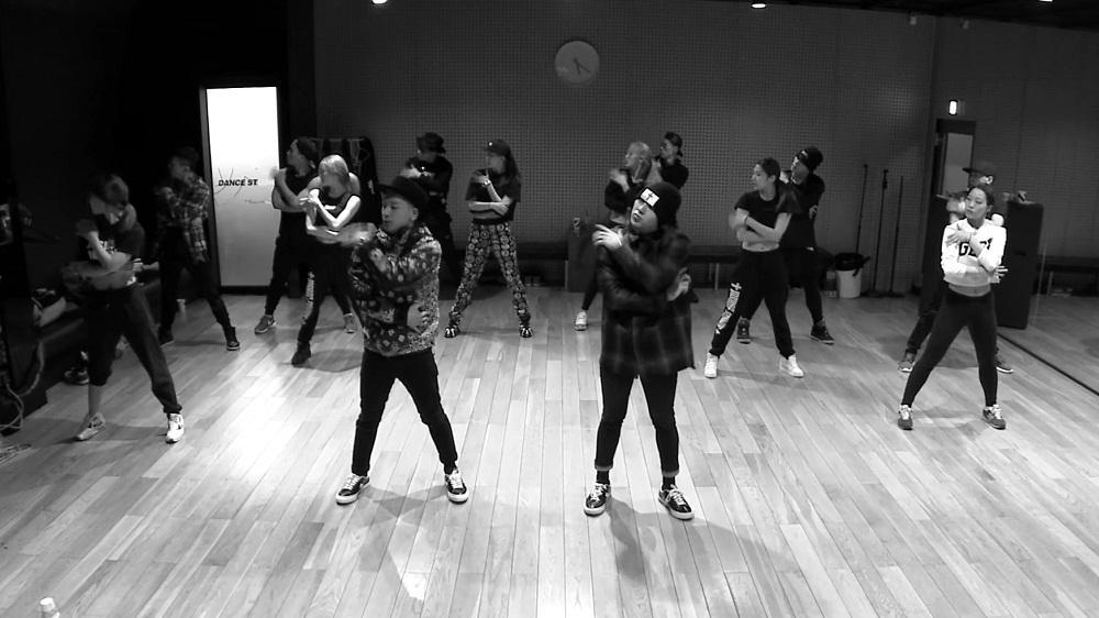 〈GOOD BOY〉DANCE PRACTICE