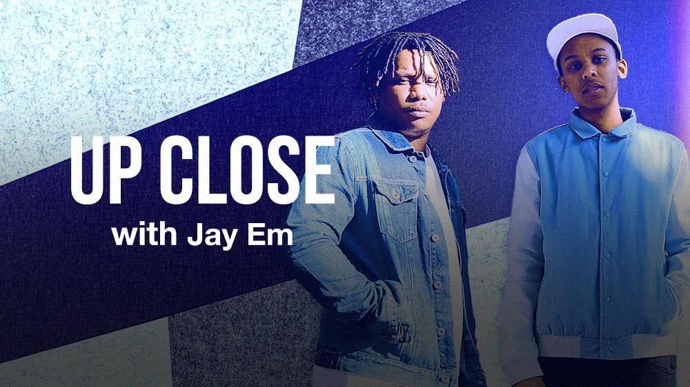 Up Close with Jay Em