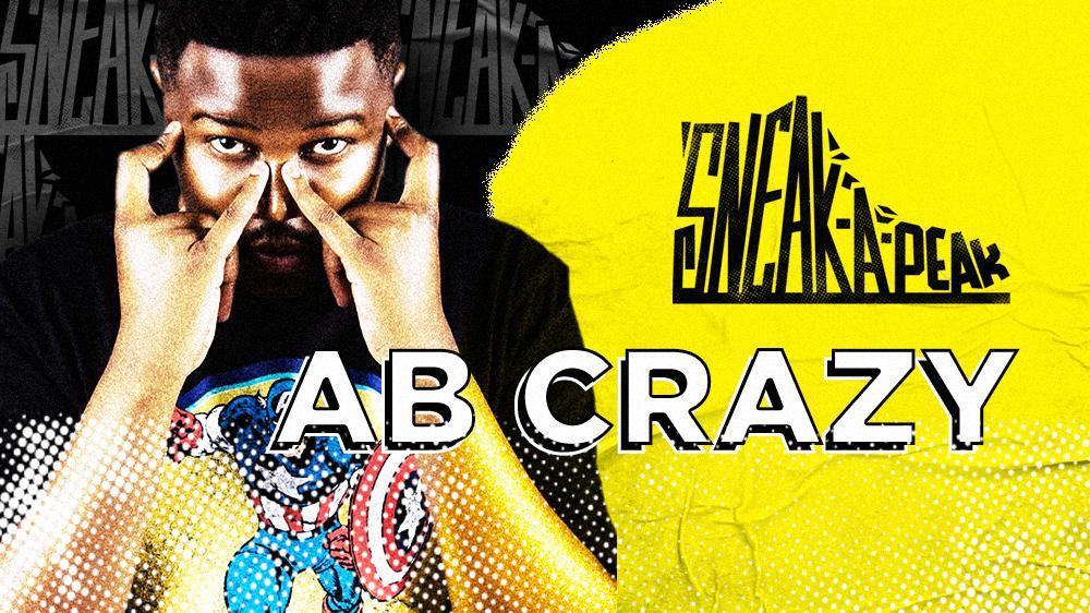 Sneak-A-Peak with AB Crazy