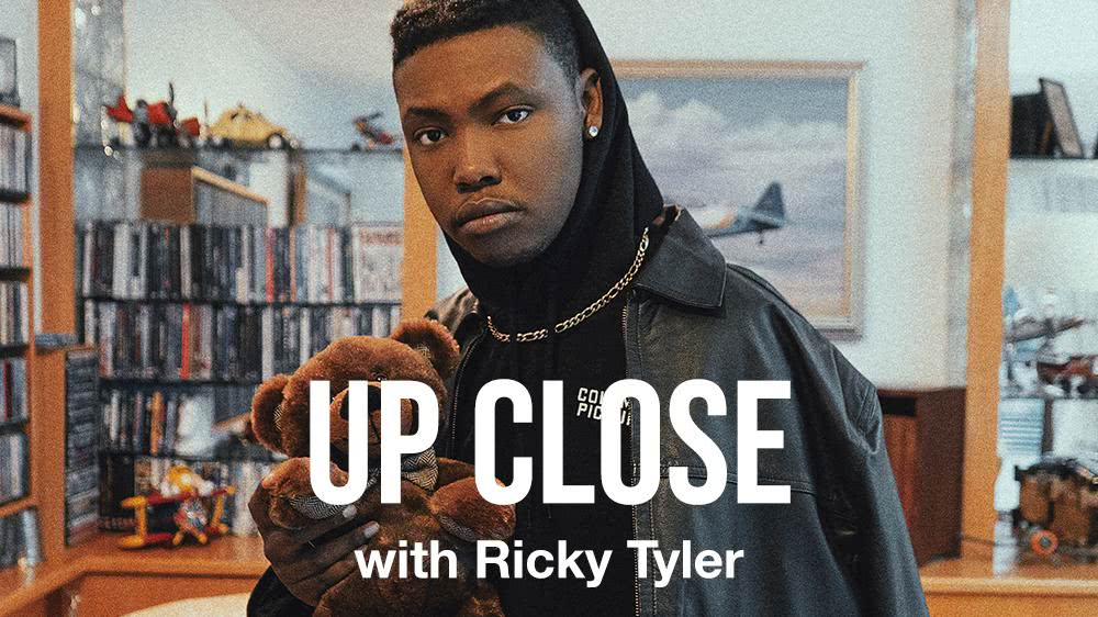 Up-Close with Ricky Tyler