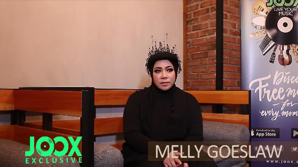 Exclusive with Melly Goeslaw