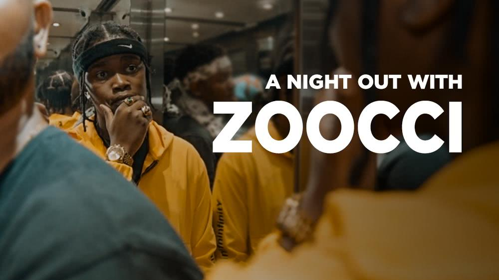 A night out with Zoocci
