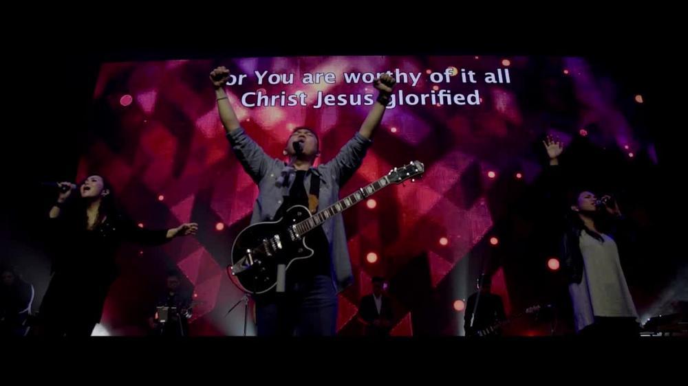 Christ Jesus Glorified (Official Music Video)