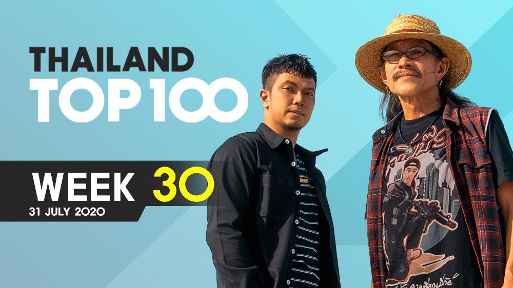 เพลงฮิตติดชาร์ต Thailand Top 100 By JOOX | ประจำวันที่ 31 กรกฎาคม 2020