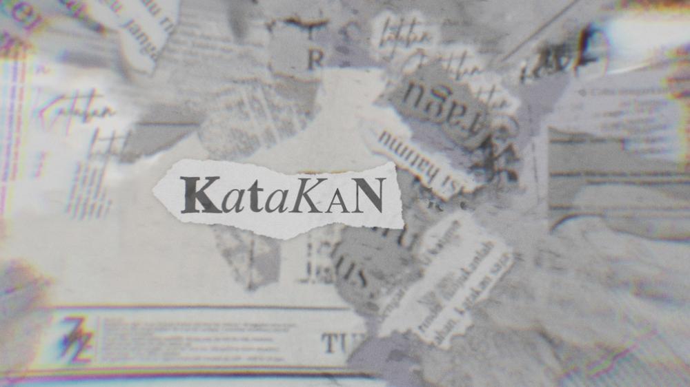 Katakan (Official Lyric Video)