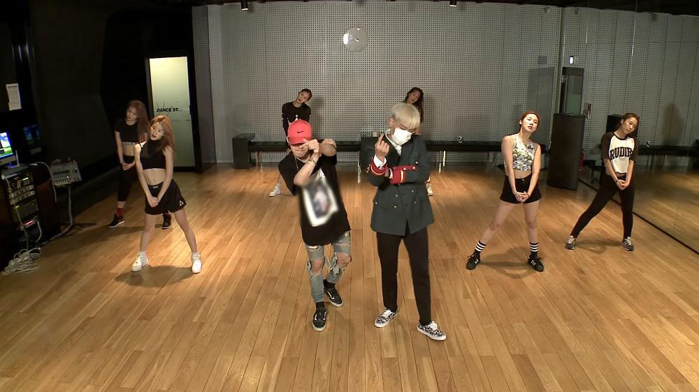 〈ZUTTER〉DANCE PRACTICE