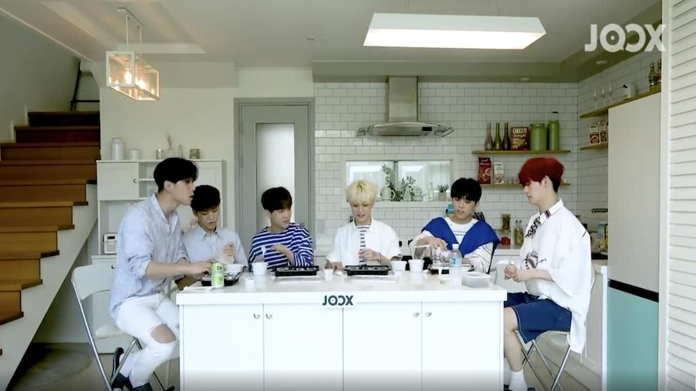 JOOX Idol Station - ONF Exclusive Collection: EP3