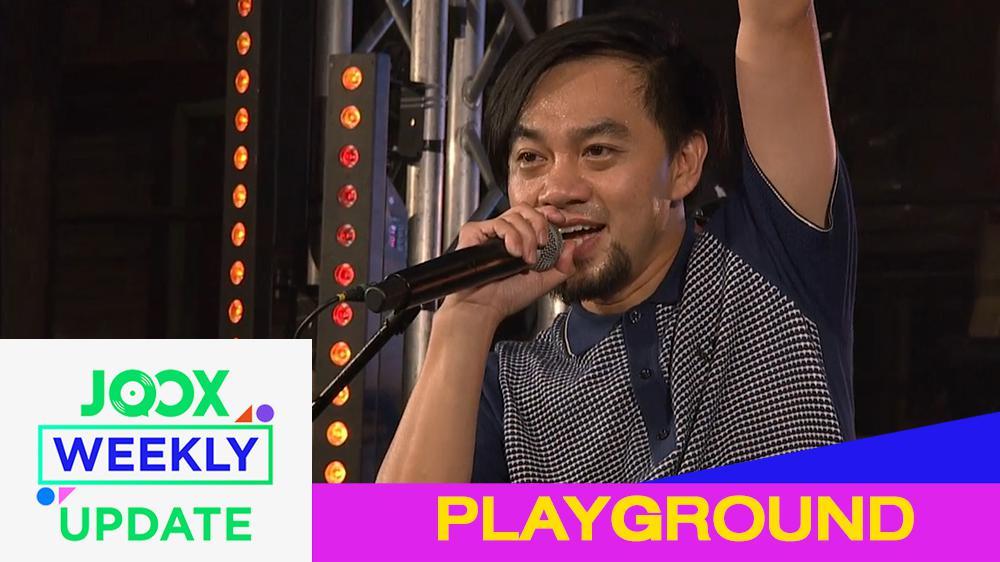 Playground @ Weekly Update [5.10.18]
