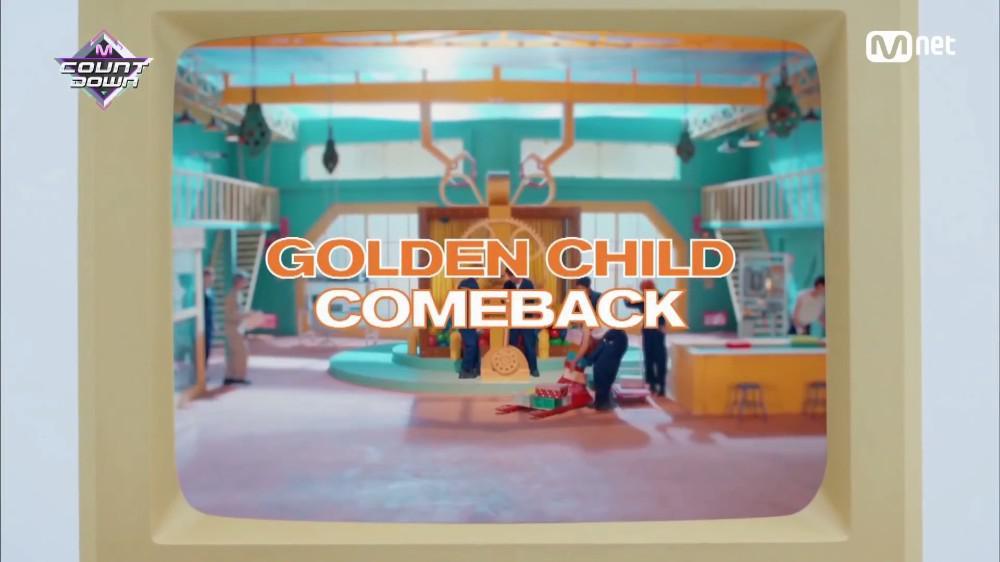 [Golden Child - Genie] MCD 181025