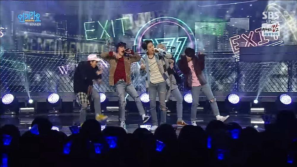 〈SENTIMENTAL〉0306 SBS Inkigayo