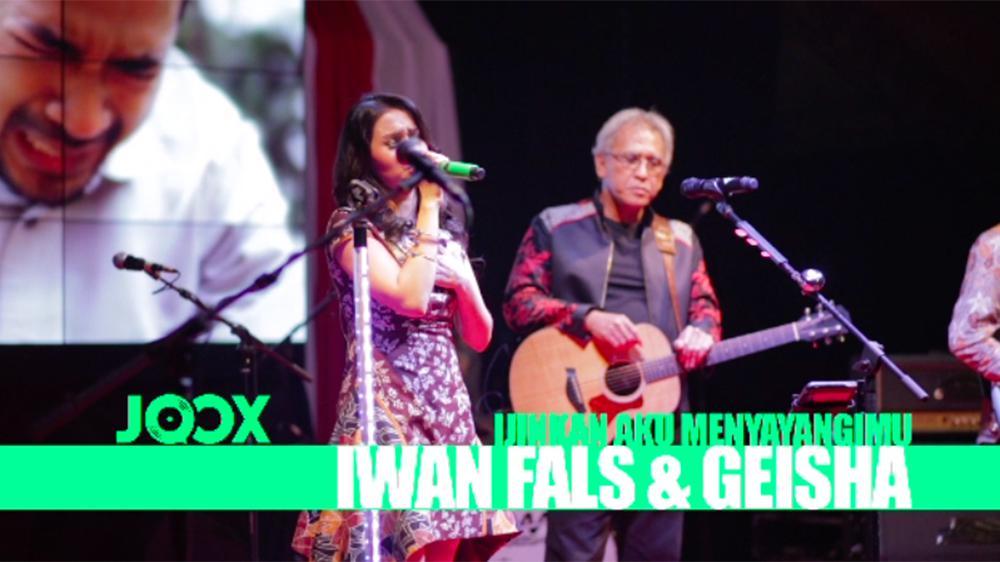 Ijinkan Aku Menyayangimu (Live at Album Satu Media & Partners Gathering)