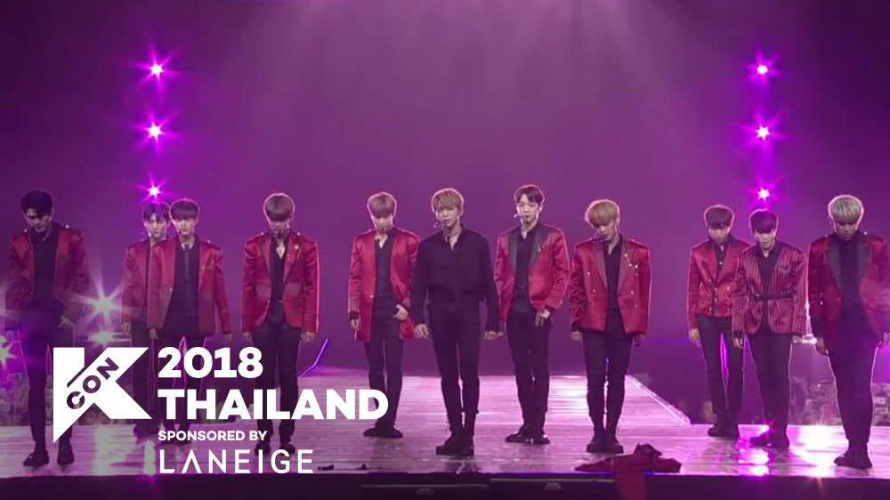 [KCON 2018 THAILAND] Wanna One - Day by Day 181011