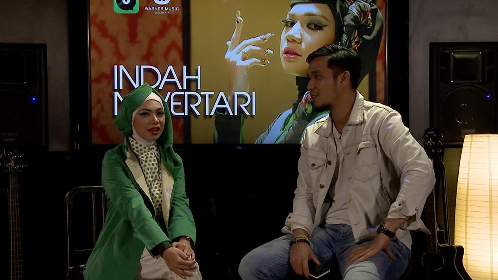 Career Path Of Indah Nevertari