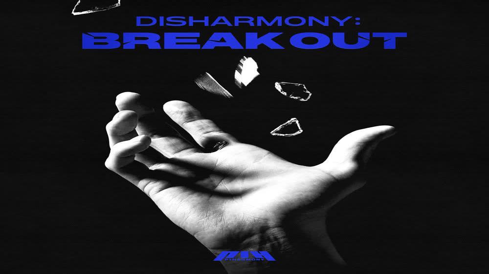 P1Harmony - [DISHARMONY : BREAK OUT] P-SIDE TRACK VIDEO #4 Pyramid