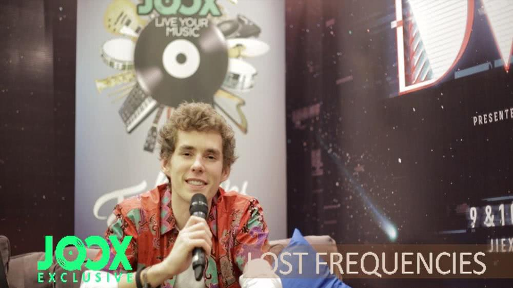 Exclusive Lost Frequencies Greetings Happy New Year
