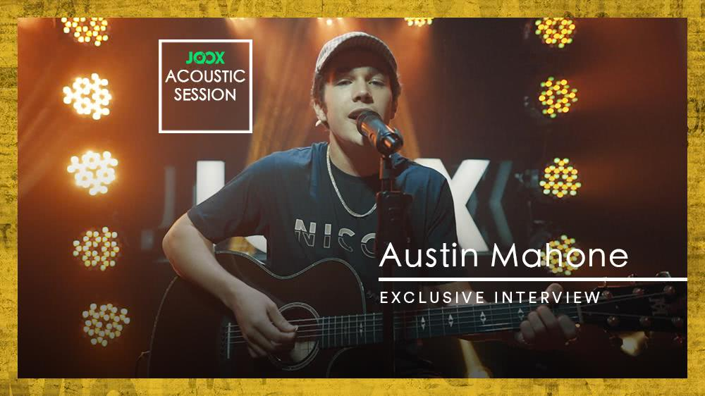 Exclusive with Austin Mahone