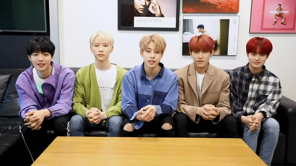 AB6ix Promote Album 'B:COMPLETE' on JOOX