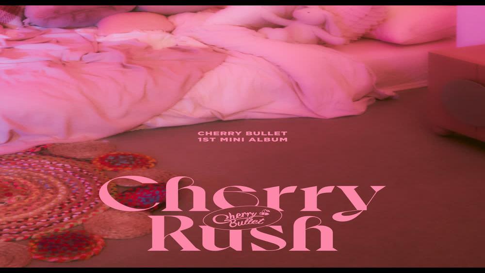 Cherry Bullet - 1st Mini Album [Cherry Rush] Highlight Medley
