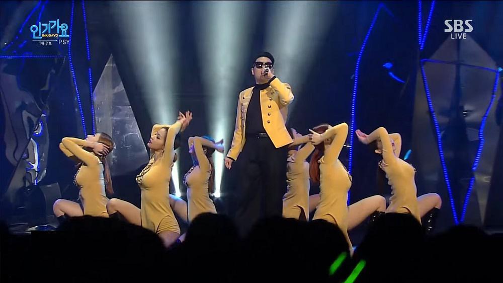 〈DADDY〉1220 SBS Inkigayo