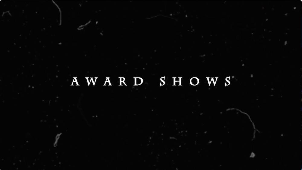 Touchline - Award Shows