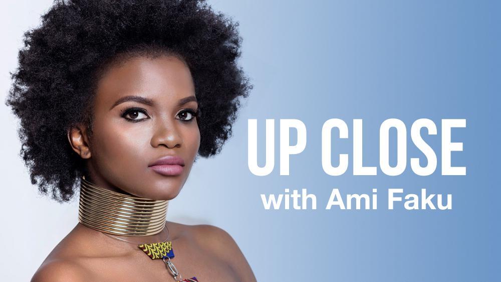 Up Close With: Ami Faku
