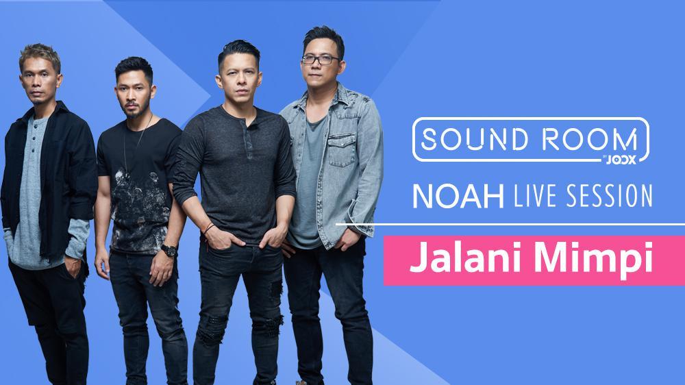 Jalani Mimpi (Sound Room by JOOX)