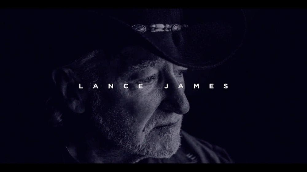 Up Close With: Lance James