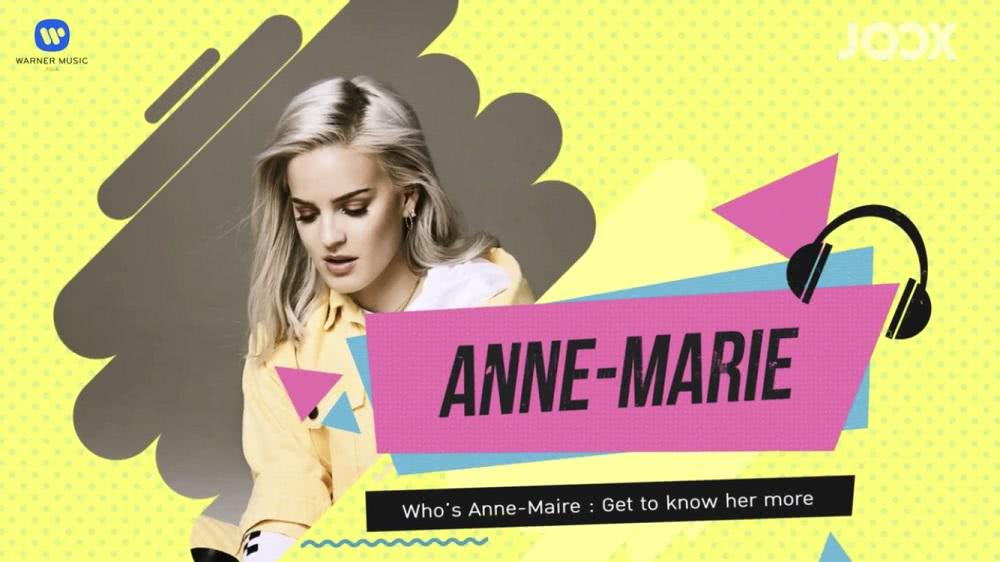 Anne Marie Exclusive Interview EP. 1