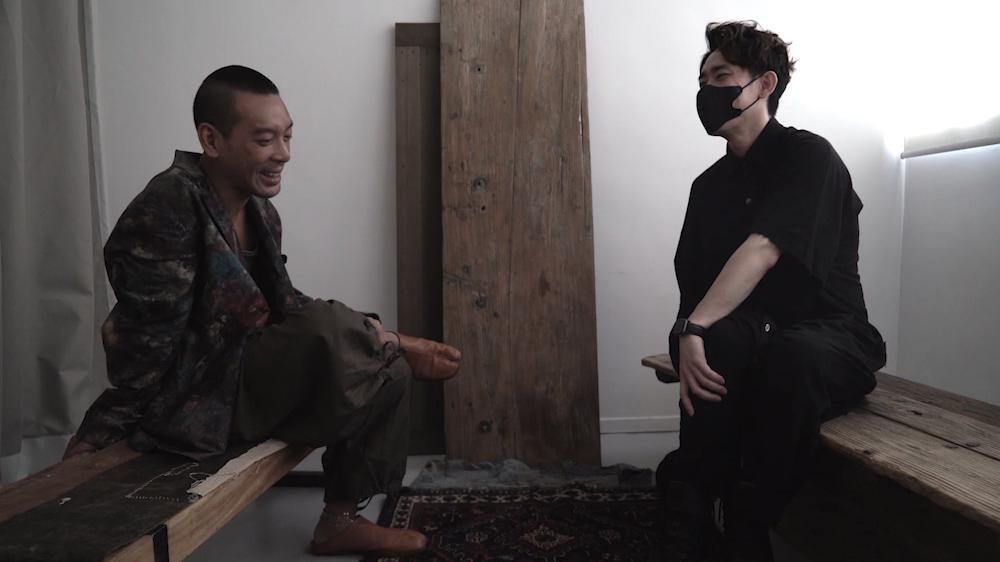 麥浚龍與作曲家Bert對談〈我在切爾諾貝爾 等你〉