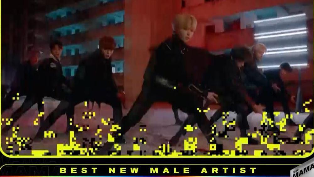 2020MAMA Best New Male Artist