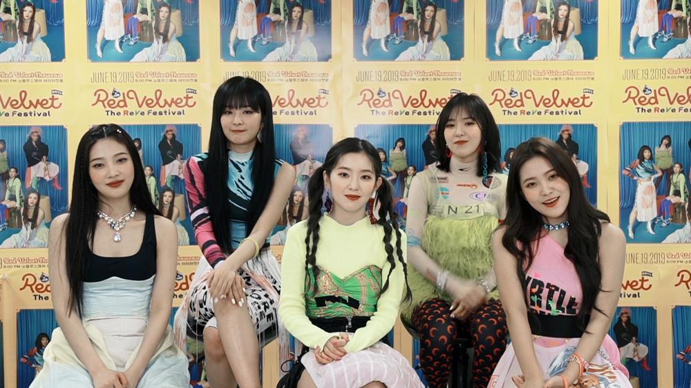 Red Velvet Promote Album 'The ReVe Festival' Day 1 on JOOX