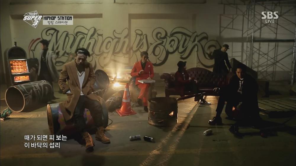 〈BORN HATER〉〈HAPPEN ENDING〉2014 SBS Gayodaejun