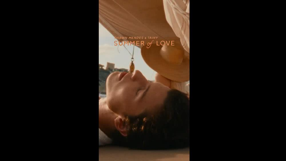 Shawn Mendes Promote Single 'Summer of Love'