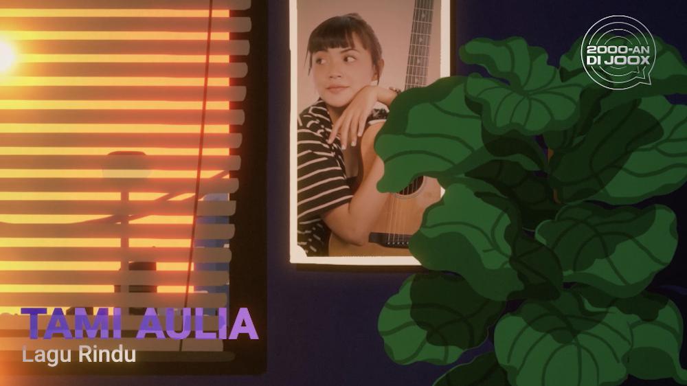 Tami Aulia - Lagu Rindu (Lyrics Video)