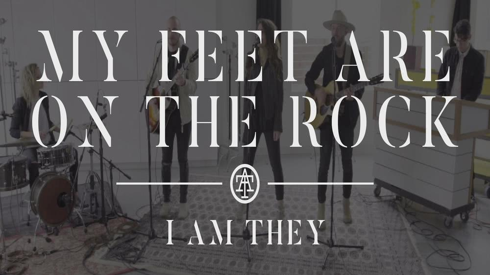 My Feet Are on the Rock