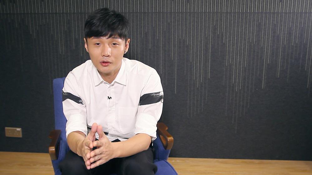 李榮浩專訪:分享小時候的搗蛋事